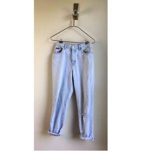True Vintage Calvin Klein Mom Jeans High Waist